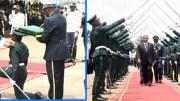 Paul Biya à Emia