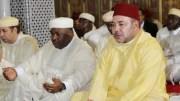 Ali Bongo Ondimba et Mohammed VI