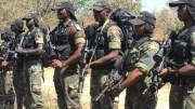 Des militaires de la BIR