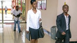Diane Rwigara en marche