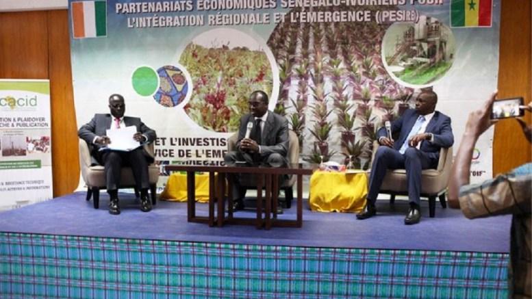 Le Sénégal et la Côte d'ivoire pour l'intégration