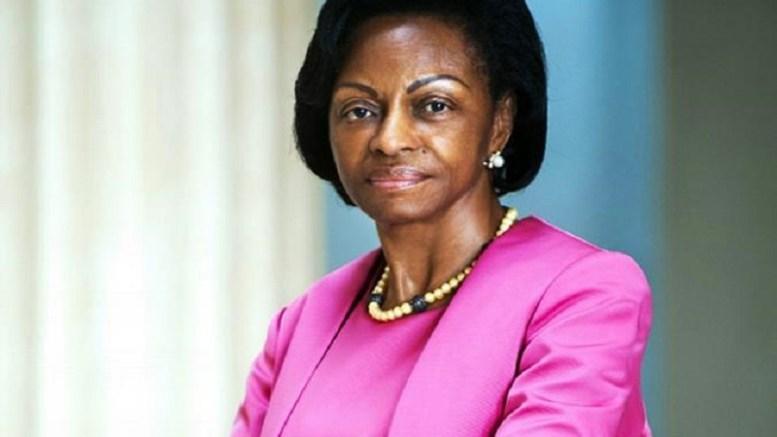 Marie Madeleine Mborantsuo (photo historique Jeune Afrique)
