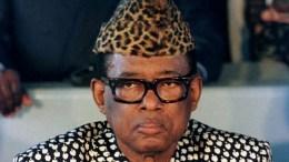 Museveni parle de Mobutu Sese Seko