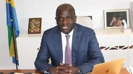 Régis Immongault, ministre de l'économie