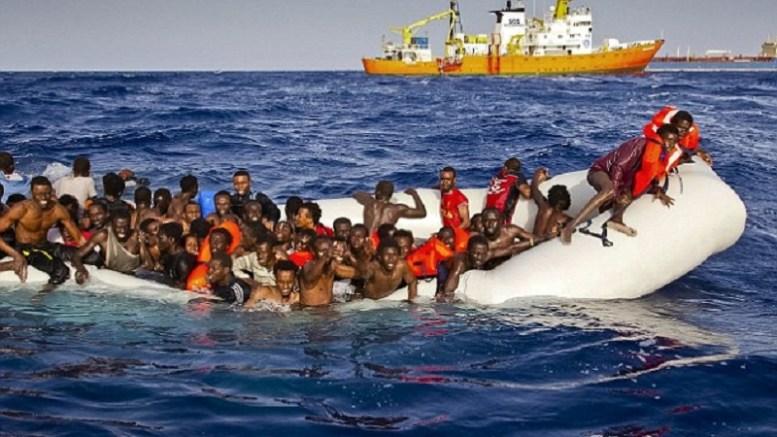 Libye : Des Migrants secourus au large des côtes
