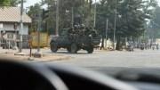 Le calme à Abidjan
