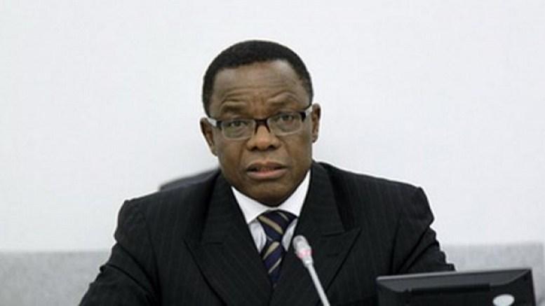 Pr Maurice Kamto du MRC