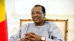 Idriss Déby Itno du Tchad
