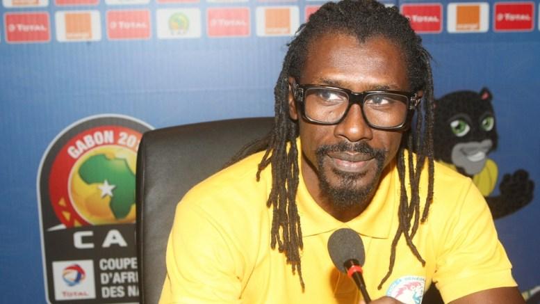 Aliou Cissé