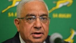 Mark Alexander, SA Rugby
