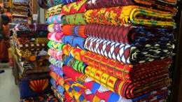 pagne textile cameroun coton