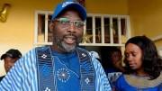 George Weah élu président du Liberia
