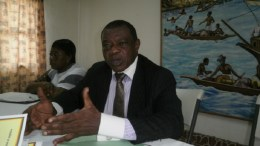 Le président du CNC Cameroun
