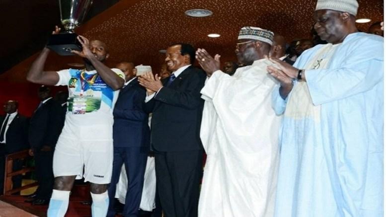 Le sacre de News Stars de Douala
