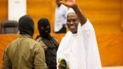 Khalifa Sall au tribunal
