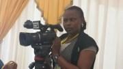 La journaliste Halima Ben Touré