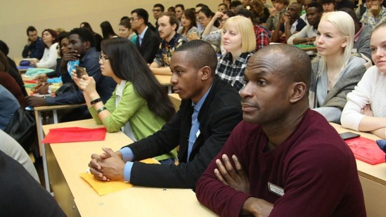 Les étudiants sénégalais de Russie
