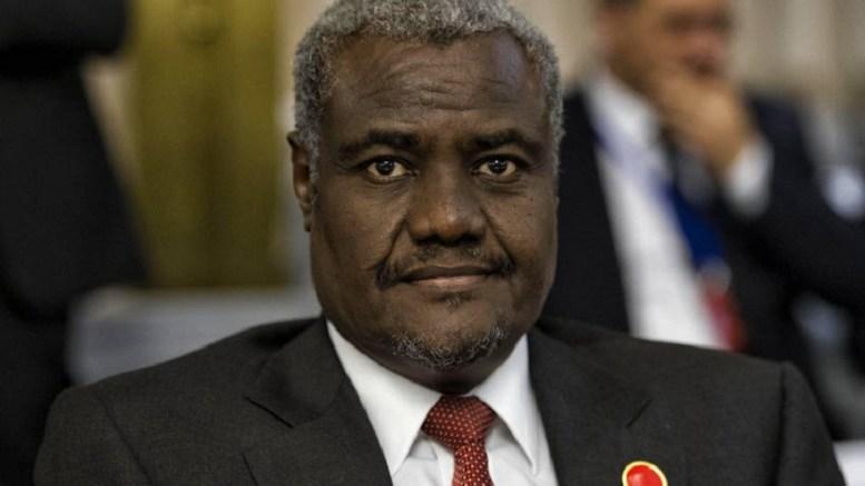 Moussa Faki Mahamat parle de la corruption en Afrique