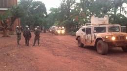 Un chef Béré-Béré se rend à Bangassou