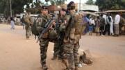 soldats français en Centrafrique