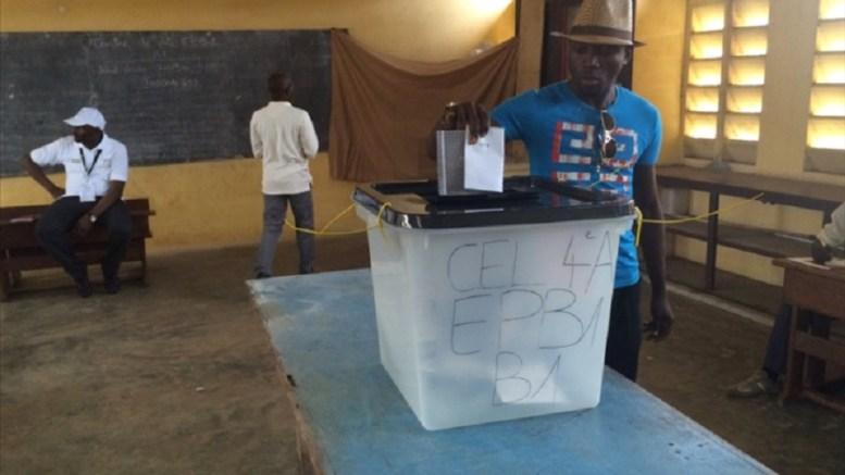 élections législatives au Gabon