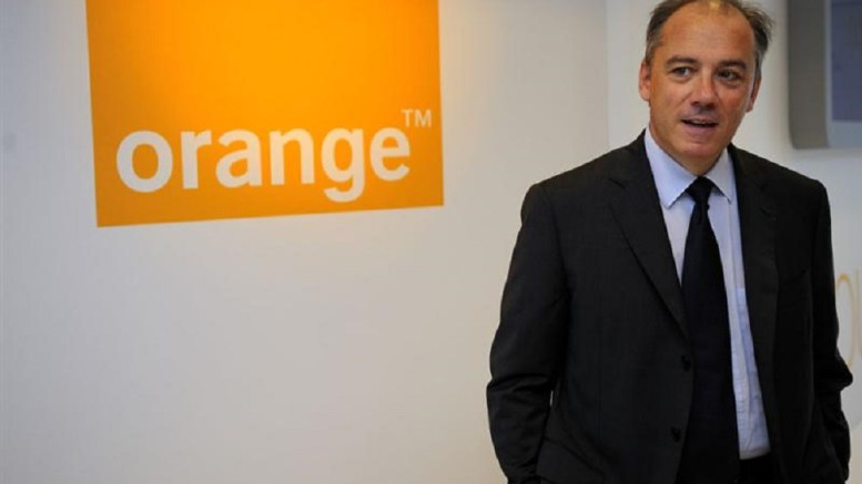 Applicative (API) digitale avec orange