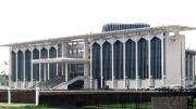 Le siège du sénat gabonais