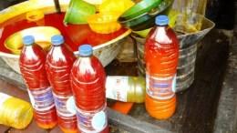L'huile de palme au Cameroun