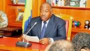 Ali Bongo passe un savon à ses ministres
