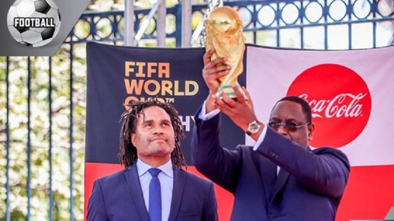 Macky Sall et la coupe du monde