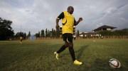 Pierre Nkurunziza sur le terrain