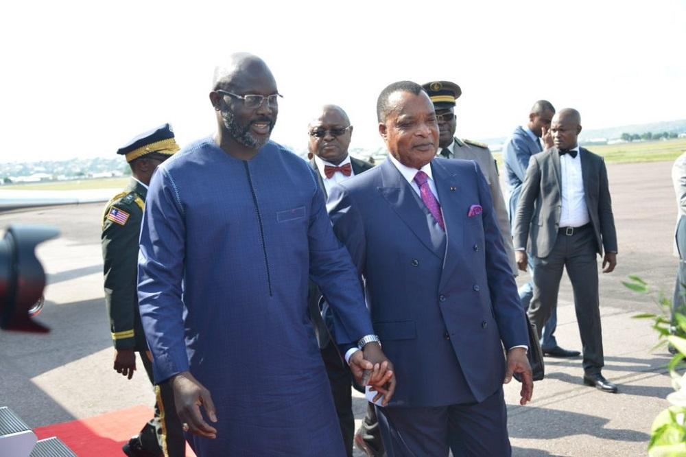 Macky Sall au Sommet sur le Fonds bleu au Congo Brazzaville