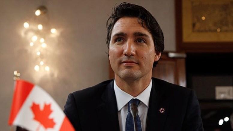 Justin Trudeau, le Premier ministre canadien