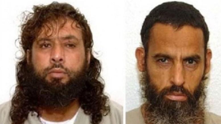 Les 2 ex-détenus Libyens