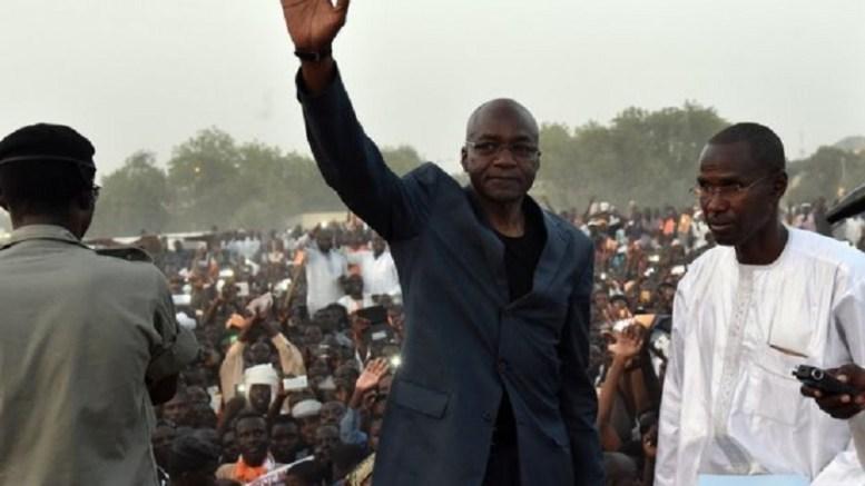 L'opposition n'est pas d'accord avec le pouvoir tchadien