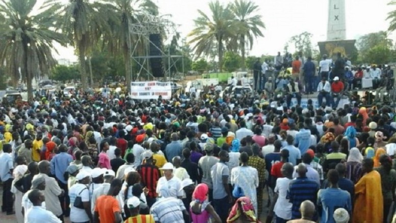 Résistance au Sénégal