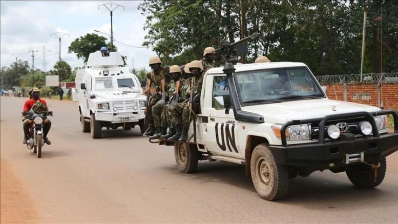 La mission de l'ONU reprend le contrôle de Bambari
