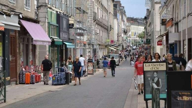 La ville de Pau
