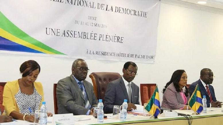 Le CND en assemblée plénière