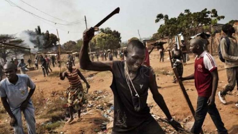Le genocide rwandais