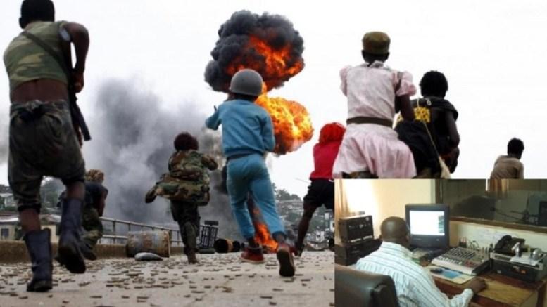 Les pertes de l'Afrique dans des conflits stériles