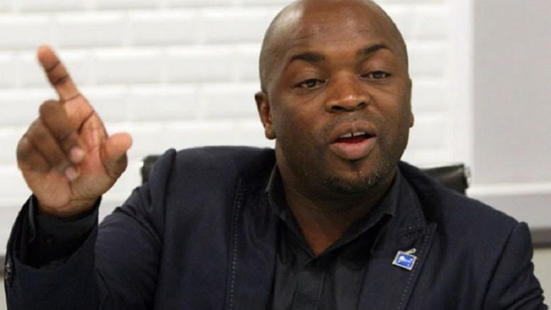 Solly Msimanga, le Maire de Pretoria