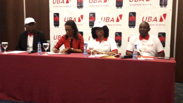 UBA Gabon lance le Mobile Banking