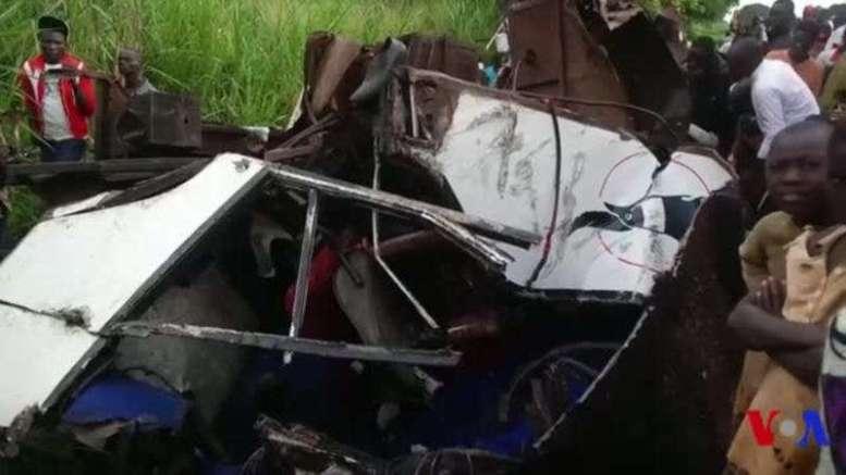 Un accident de la route met fin à la vie de 22 personnes en Ouganda