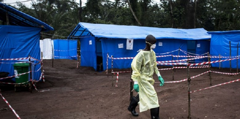 Un prêtre touché par Ebola en RDC