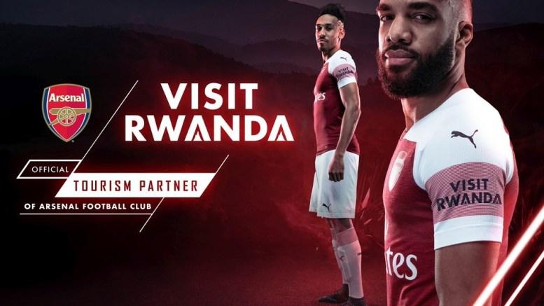 deal entre le Rwanda et Arsenal