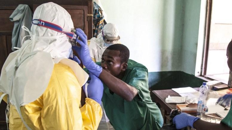 vaccin contre Ebola en RDC