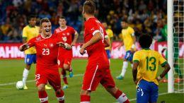 Brésil - Suisse