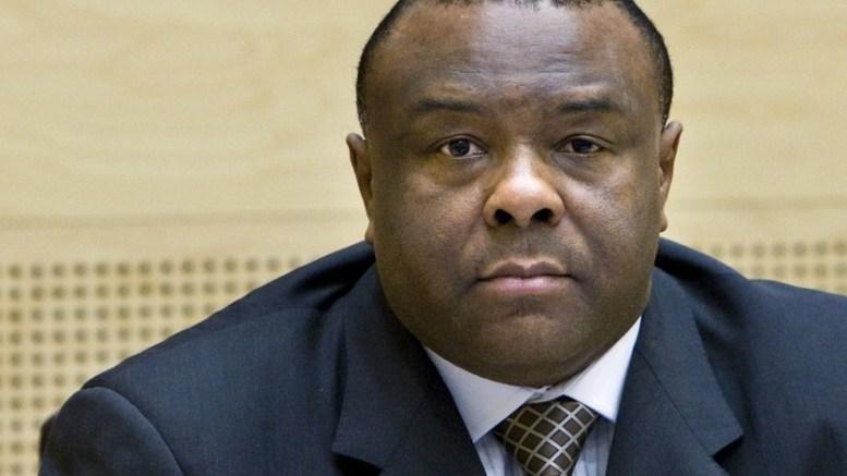 Jean-Perre Bemba