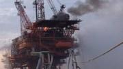 La production pétrolière du Congo à Pointe Noire